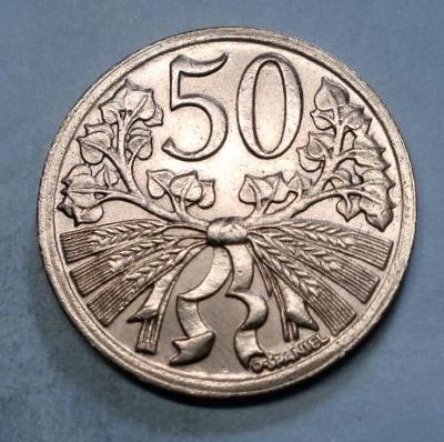 50H 1949 R VZÁCNÝ TOP STAV RL
