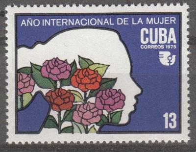 Kuba ** Mi.2029 Rok žen