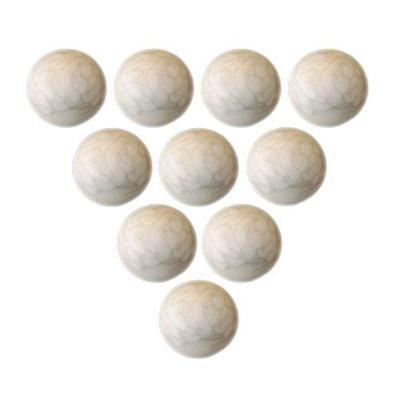 Profi míčky na fotbálek 10 ks 1283