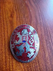 Odznak Okresní Cestář