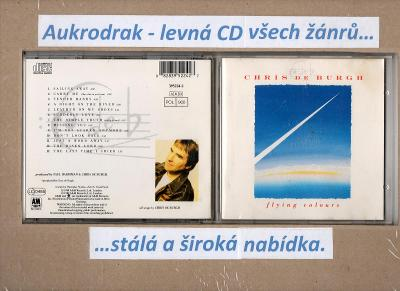 CD/Chris de Burgh-Flying Colours
