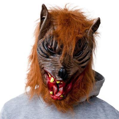 Hororová maska vlkodlaka 73977