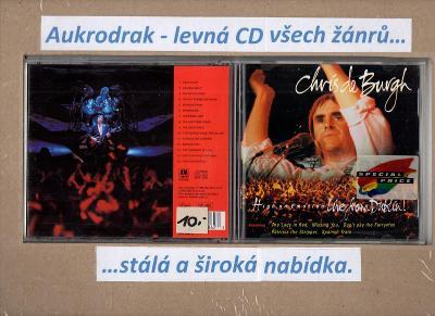 CD/Chris de Burgh-High On Emotion Live From Dublin!