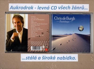 CD/Chris de Burgh-Footsteps