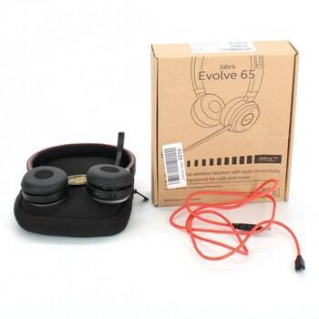 Bezdrátové sluchátko Jabra Evolve 65