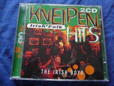 THE IRISH BOYS - KNEIPEN HITS 2CD