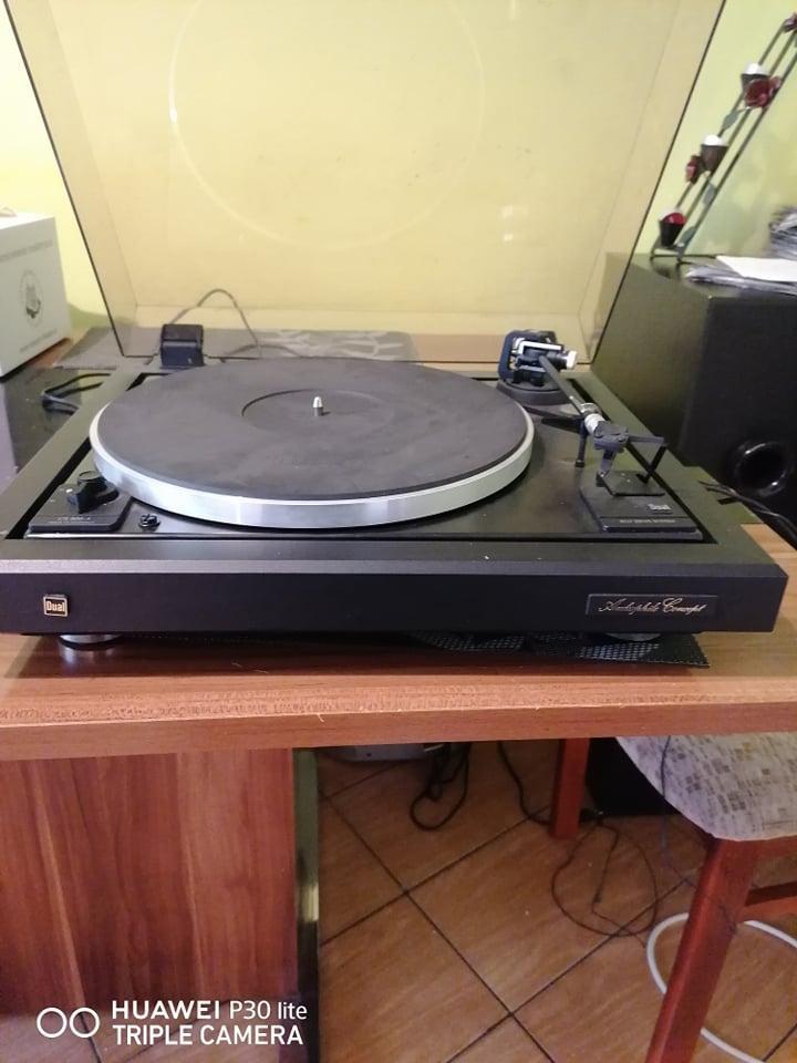 Prodam pekny kvalitni gramofon-DUAL CS 505-4 - TV, audio, video