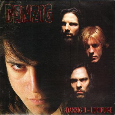 DANZIG - Lucifuge - Danzig II - CD 1990 metal USA