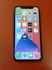 Apple iPhone X 64GB - rozbitý LCD