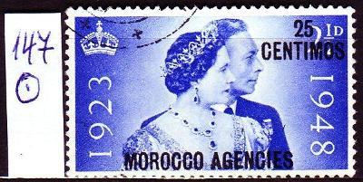 Maroko v Brit.správě