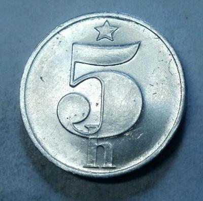 5H 1980 R VZÁCNÝ TOP STAV RL