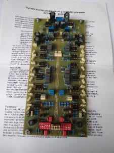 Actidamp MK4 - modul předzesilovače pro gramofon