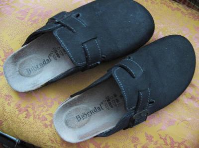 Značkové pantofle Björndal velikost č. 38 (5)