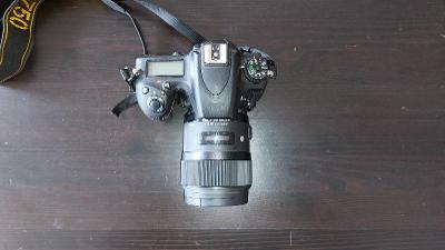 Prodám Nikon D750 + Sigma 35mm f1,4 DG
