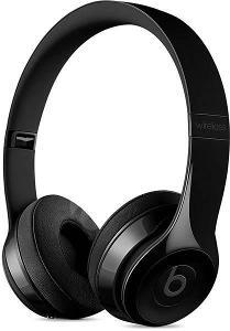 Bezdrátová sluchátka Beats Solo3 Wireless - leskle černá