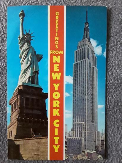 Pohlednice NEW YORK CITY - Pohlednice