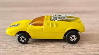 MATCHBOX SUPERFAST - N 1 - MOD ROD 1971