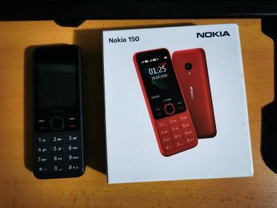 Nokia 150 - Rozbalený - Telefon vhodný pro seniory