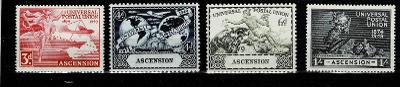 Ascension Island - U.P.U. Mi 57/60* Nr.80