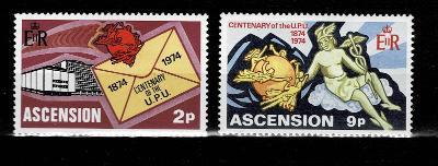 Ascension Island - U.P.U. Mi 179/80* Nr.80