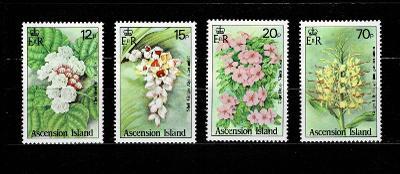 Ascension Island - Flora  Mi 390/3* Nr.81