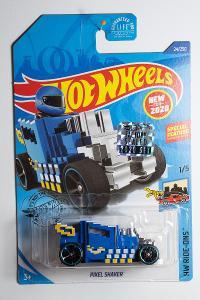 Hot Wheels  2020 Factory Sealed - Pixel Shaker