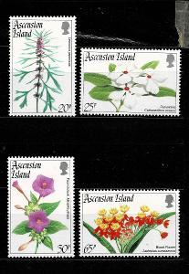 Ascension Island - Flora  Mi 665/8* Nr.81