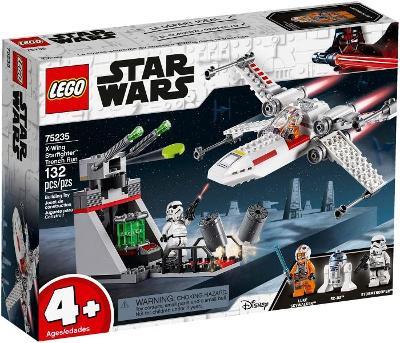 Lego 75235 Star Wars - Útěk z příkopu se stíhačkou X-Wing
