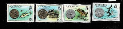 Ascension Island - Ryby  Mi 364/7* Nr.82