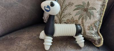Pískací hračka Nilková