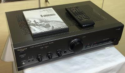 TECHNICS SU-V500 / Stereo Integrated Amplifier+DO / Class A (Japan)
