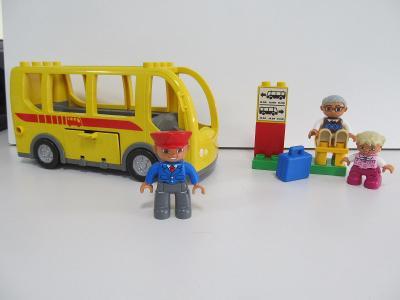LEGO Duplo 5636 Autobus Autobus velký