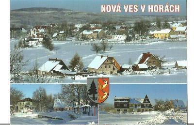 Nová Ves v Horách - Most