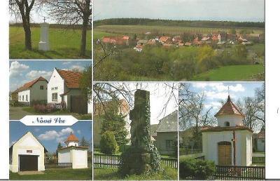 Nová Ves - Louny - Žatec