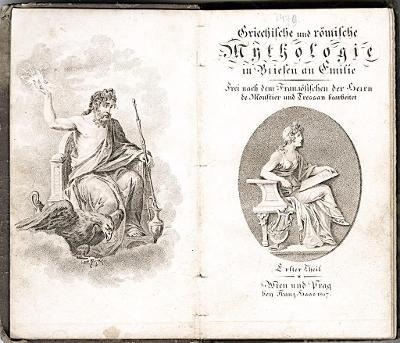 Griechische römische Mythologie I. II., Wien, 1807