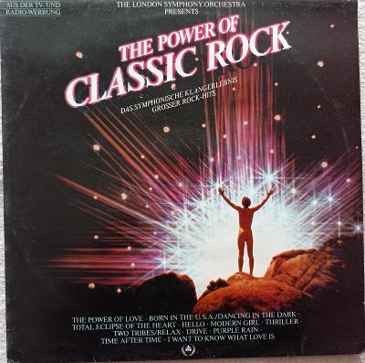 London Symphony-Power of Classic Rock - PORTRAIT 1985-EX+