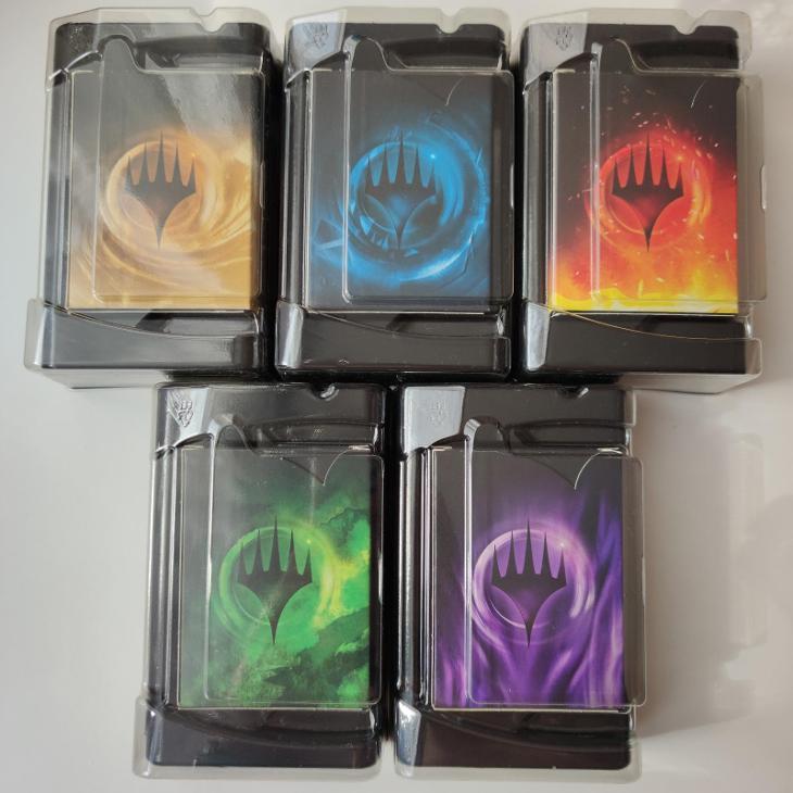 Magic the Gathering MTG Familly Starter Kit 5 balíčků nové - Karetní hry