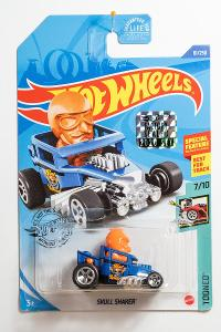 Hot Wheels  2020 Factory Sealed - Skull Shaker