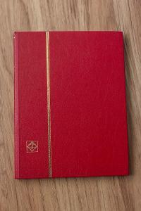 Albánie - sbírka známek v albu 1