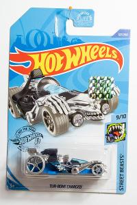 Hot Wheels  2020 Factory Sealed - Tur-Bone Charged
