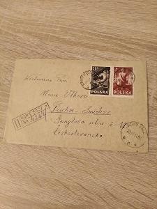 Celistvost Polsko X Praha 23.10.1947!! 8