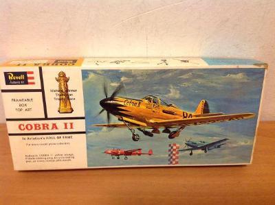 REVELL - Cobra II, 1/46