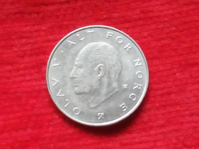Norsko 1 krone 1978