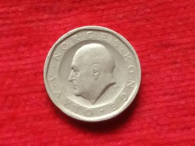 Norsko 10 krone 1983