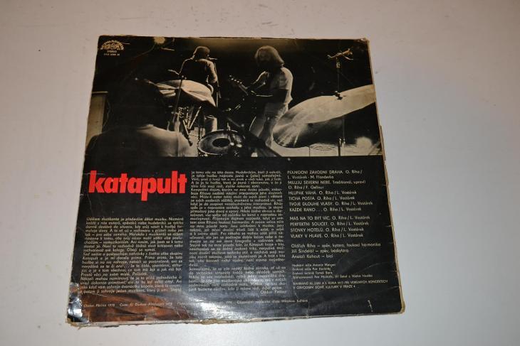 Katapult   lp vinyl - Hudba