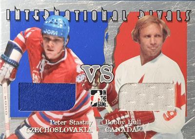 2006-07 ITG International Ice International Rivals #IR06 Šťatsný Hull