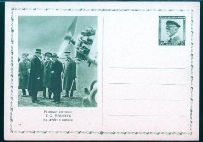 10L216 Celina letiště Praha Kbely - návštěva prezidenta T.G. Masaryka