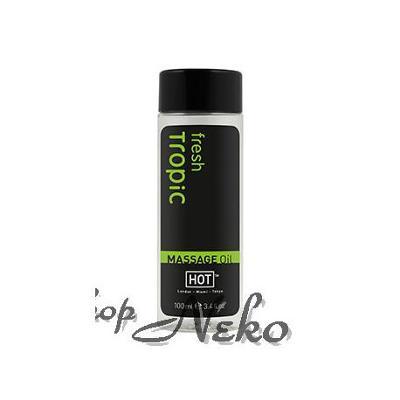 HOT MASSAGE OiL tropic - fresh 100 ml