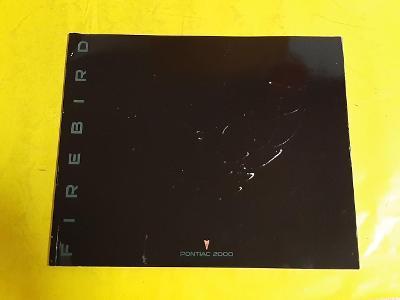--- Pontiac Firebird (2000) -------------------------------------- USA
