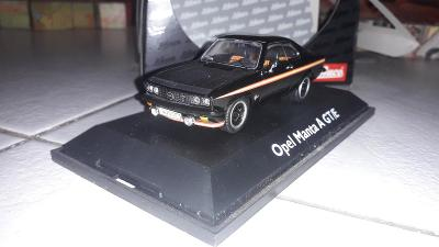 Opel Manta A /GT-E  limit - Schuco art. 02529 - TOP stav 1:43 nový